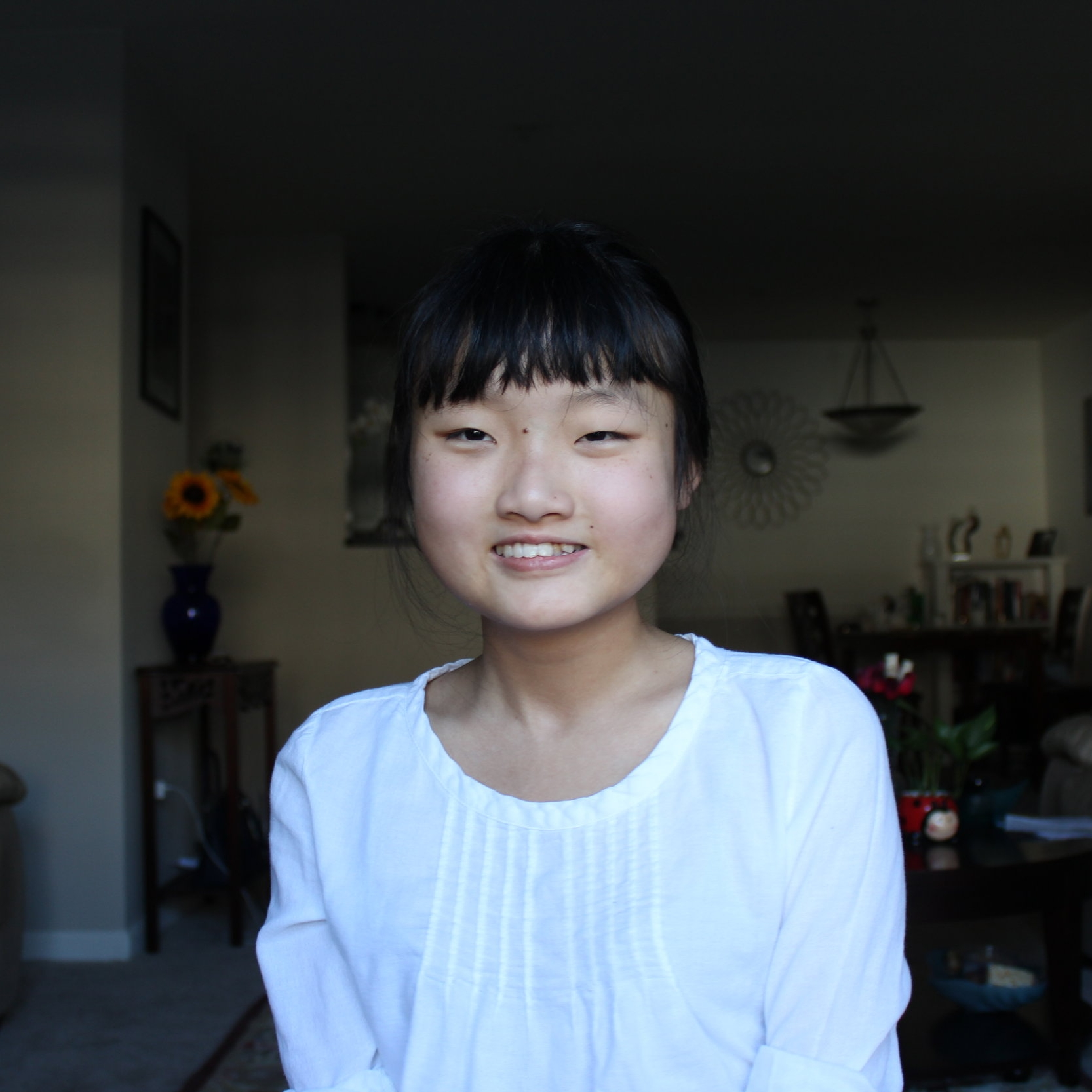 Melissa Shang  is an 15-year-old who goes to Newton South High School in Massachusetts. Born with a form of muscular dystrophy called Charcot-Marie-Tooth, Melissa is a disability advocate and author. In 2014, with the help of her sister Eva, Melissa launched a viral petition of a disabled American Girl doll that was featured in Cosmopolitan, USA Today, CBS, HLN, IB Times, and other major news outlets and raised massive public attention to disability representation in children's toys. Currently, Melissa has published her first book,Mia Lee is Wheeling Through Middle School.