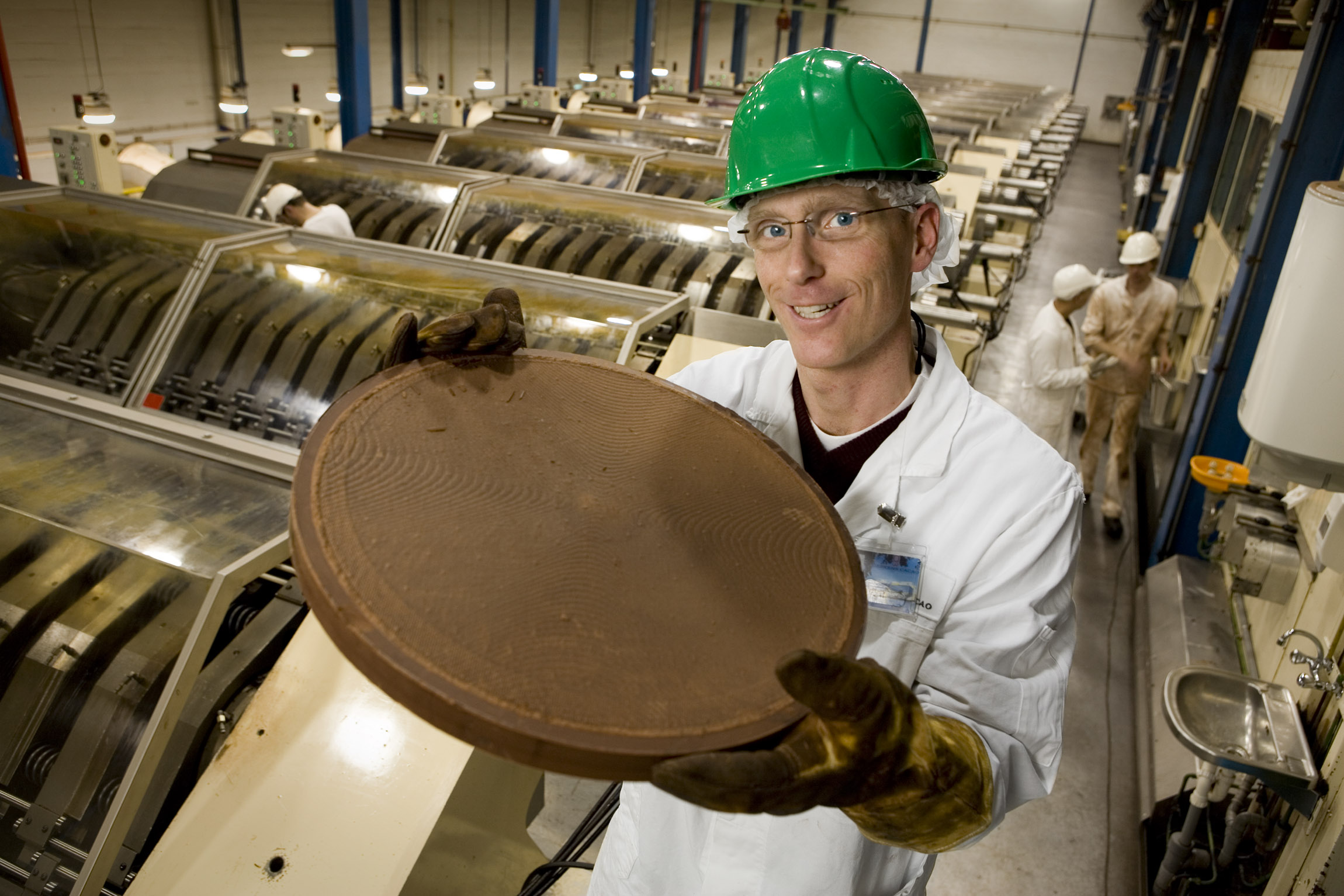 Cocoa proceesing plant, Amsterdam, The Netherlands