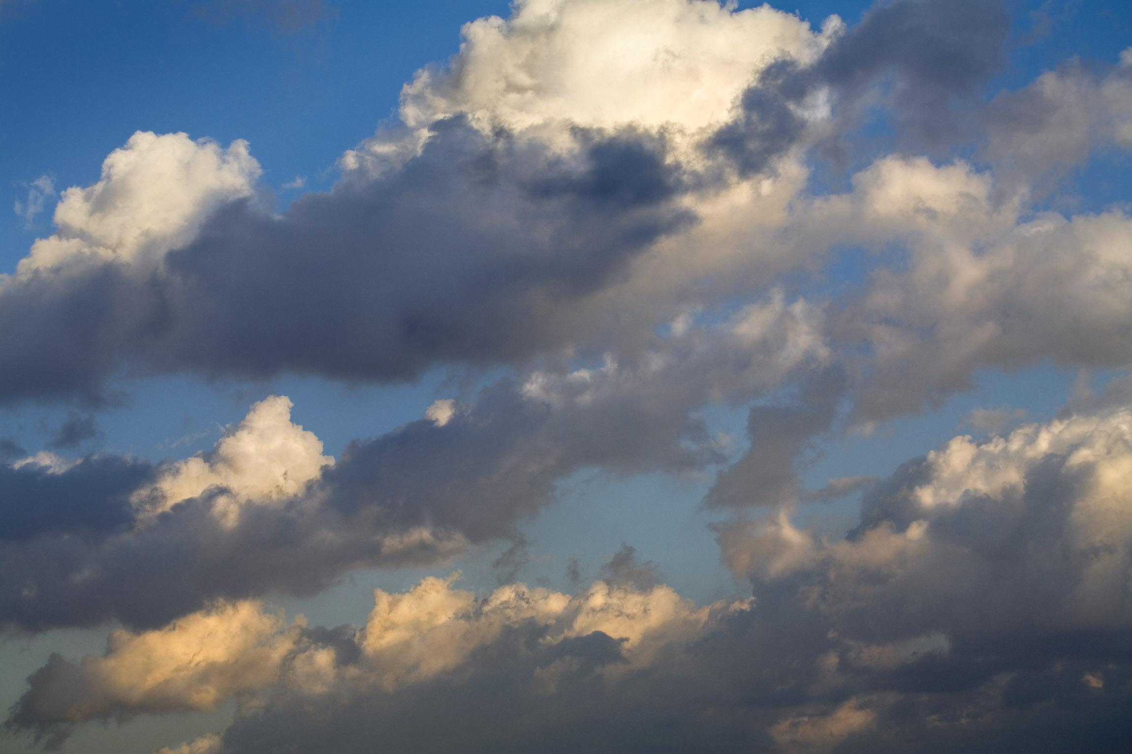 Clouds, Istanbul