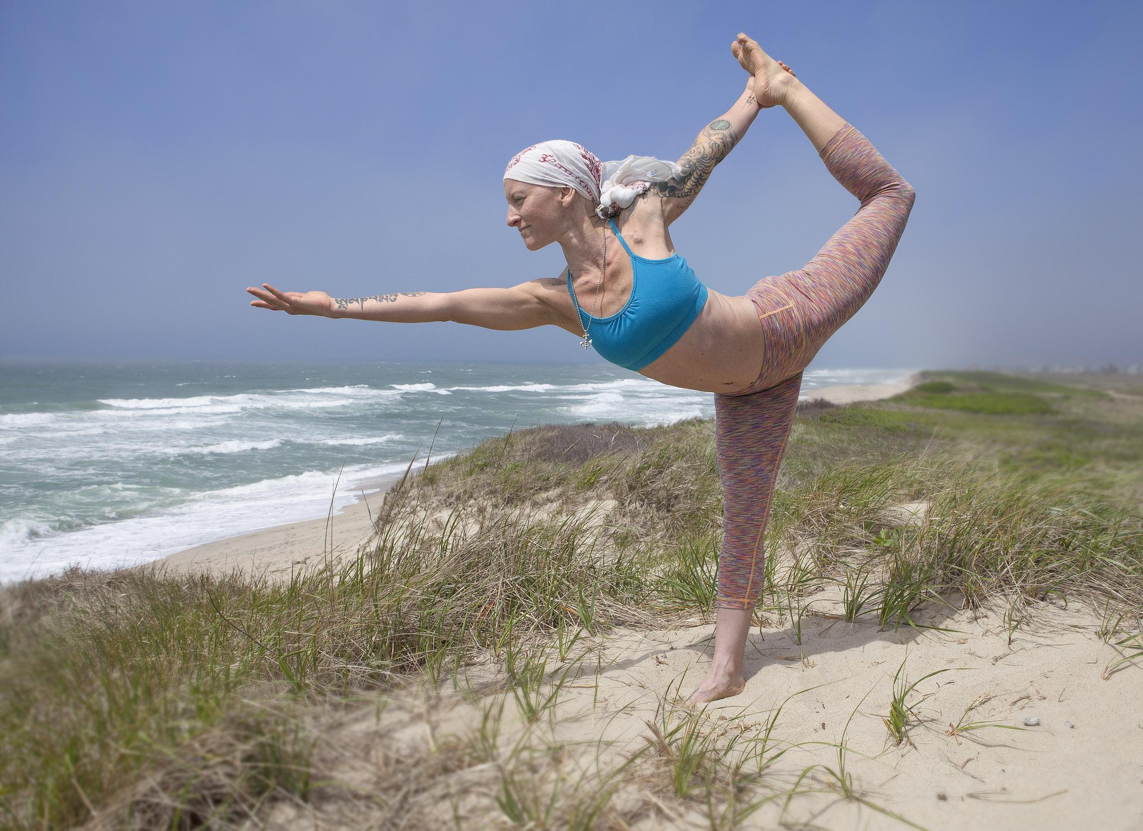 Yoga Instructor - Cancer Survivor