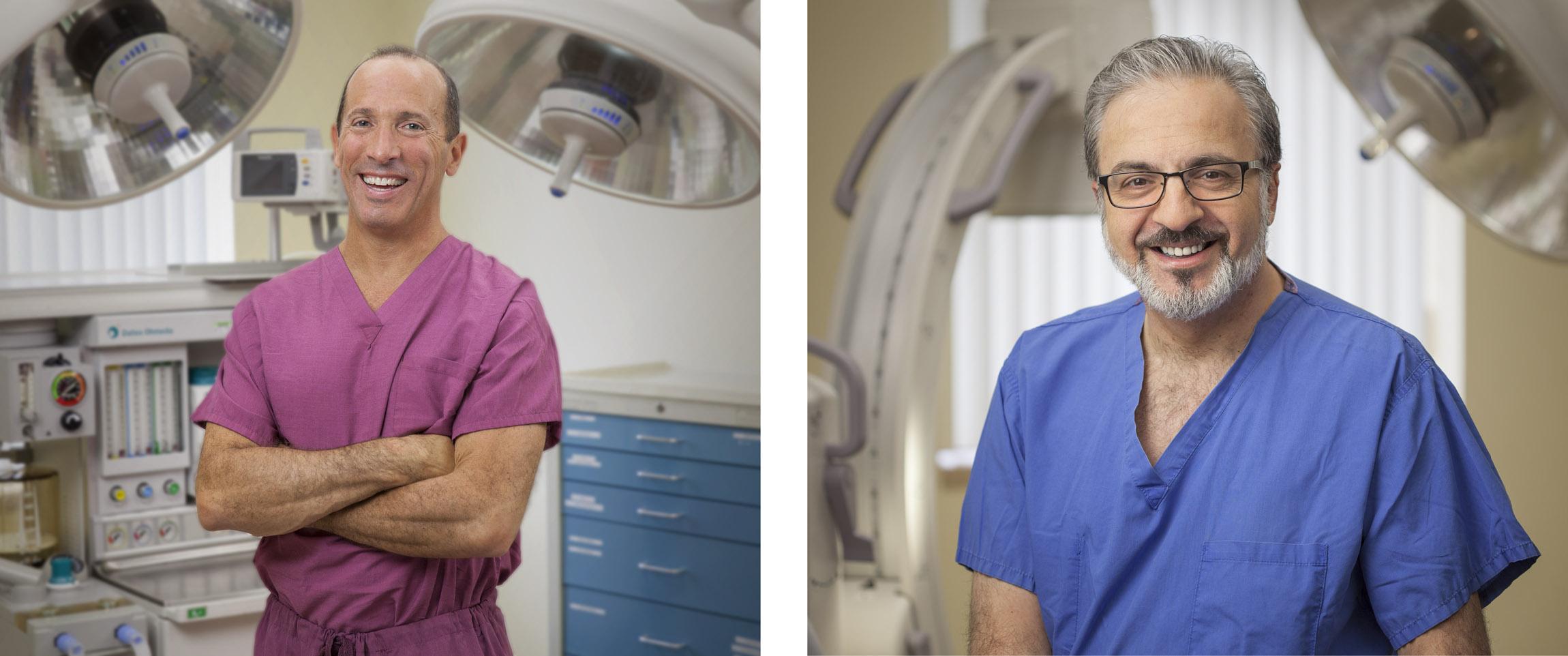 Surgeons at Mid Hudson Regional Hospital