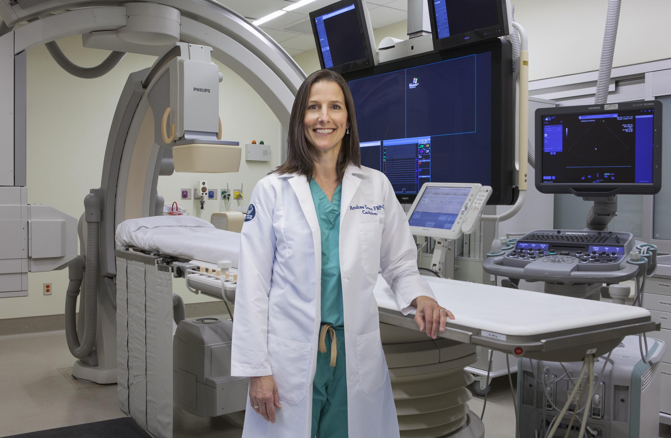 Cardiac Specialist, Westchester Medical Center