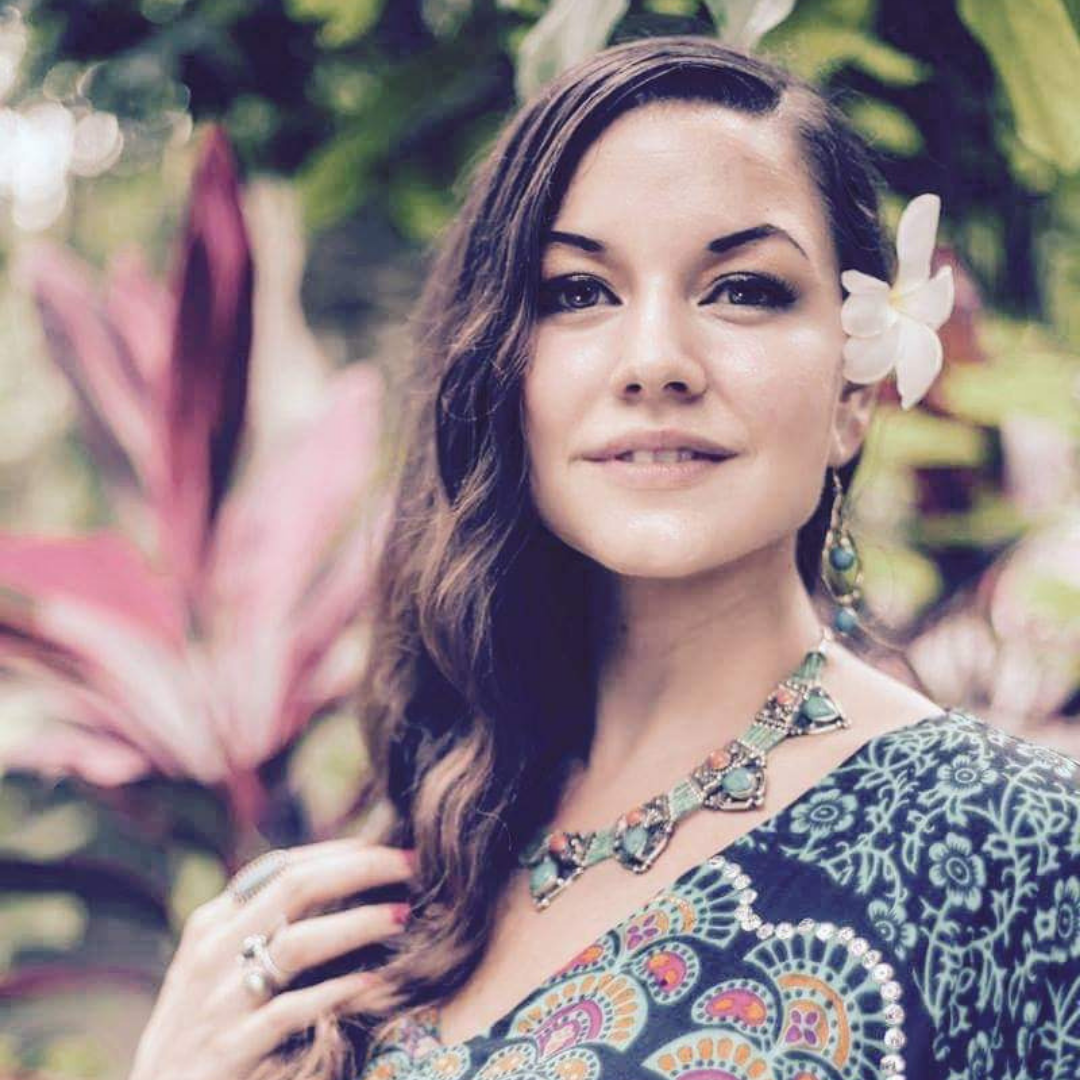 Maria Chavez | Intuitive Healer & Shamanic Guide