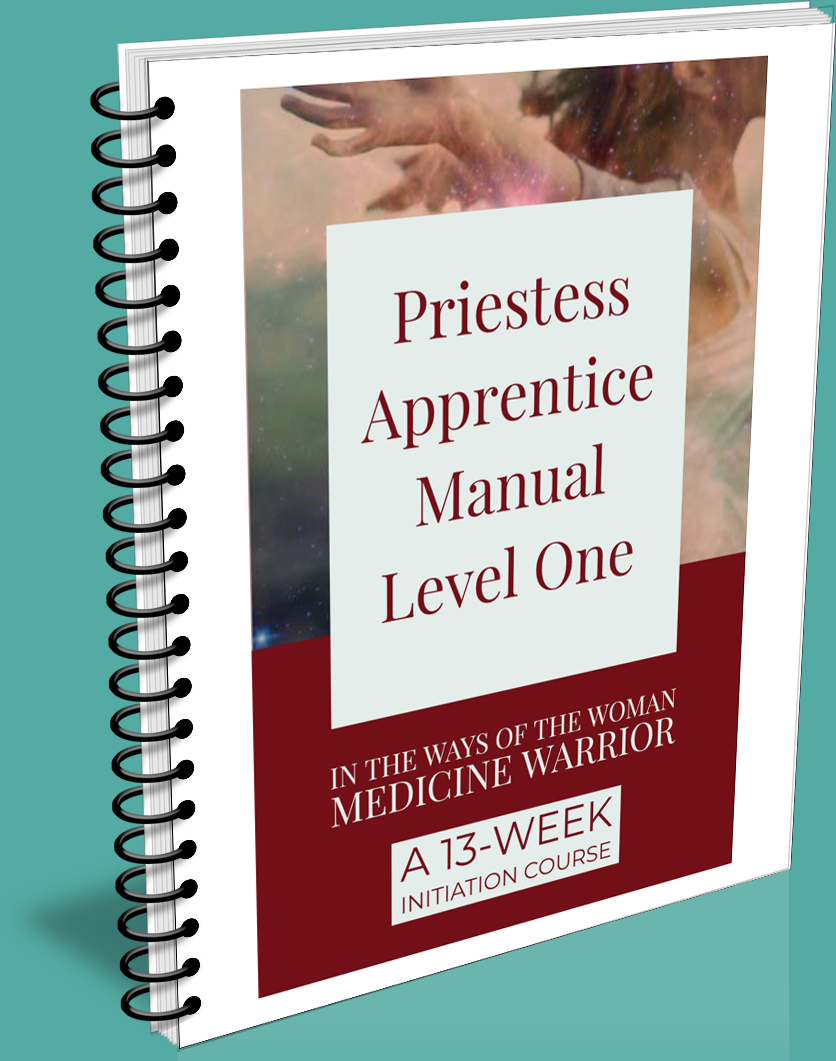 WANTING TO DO PRIESTESS APPRENTICE AT YOUR OWN PACE? -