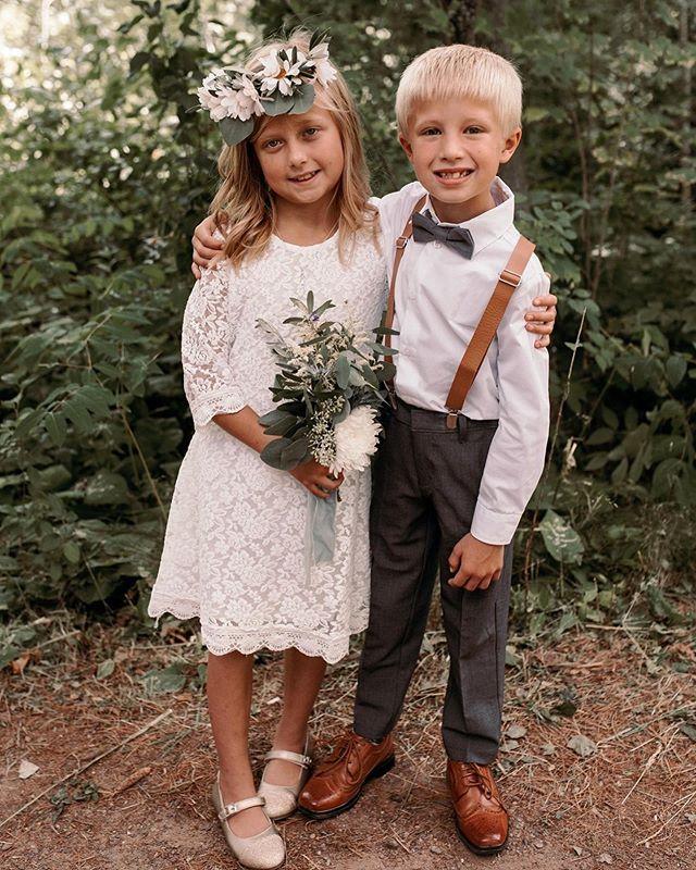 Those suspenders?! The flower crown?! My heart.