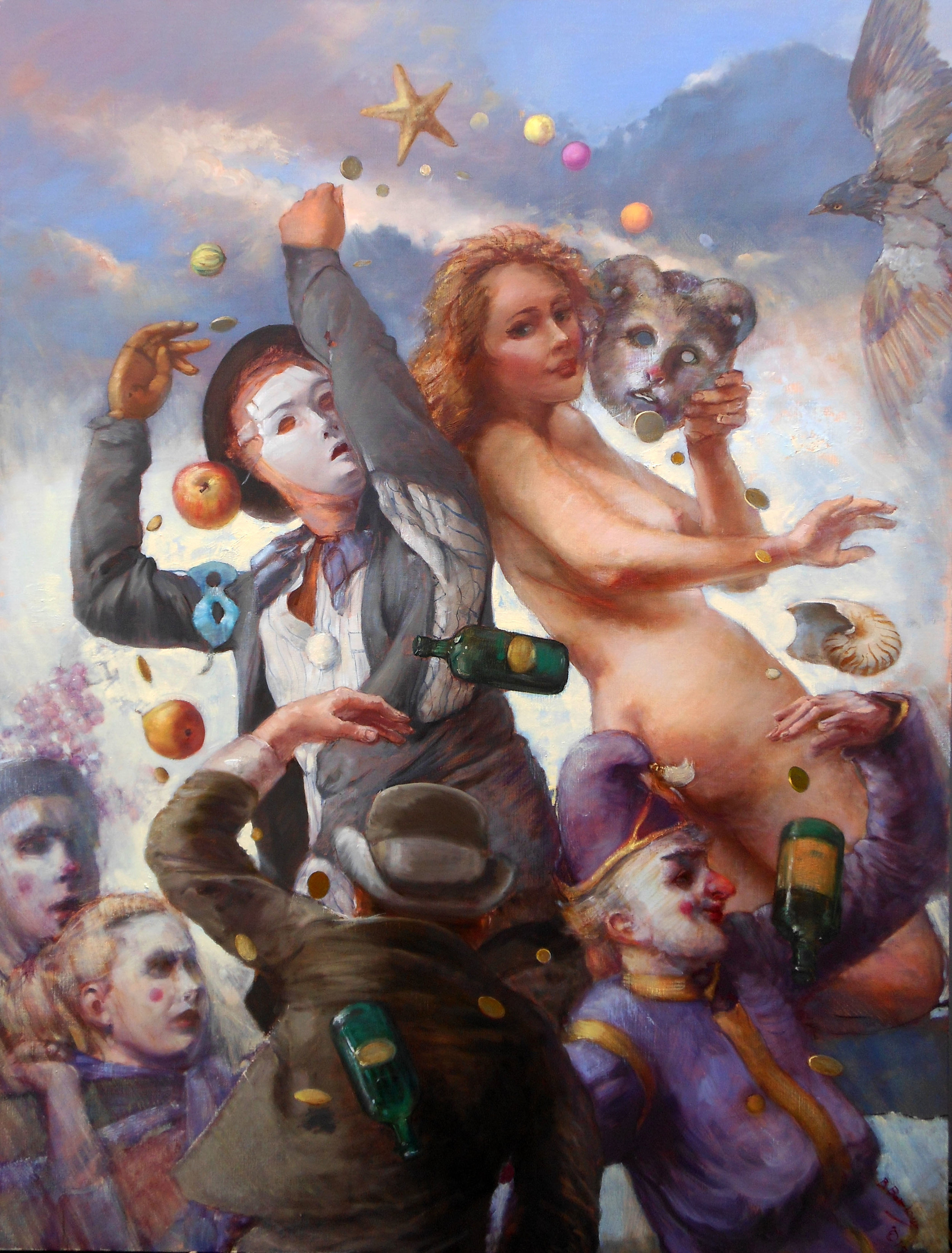 Bohuslav Barlow,    'Bankster's Gold'
