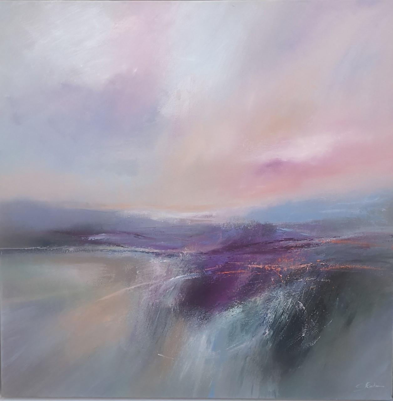 'Farrin',    Oil on Canvas, 76 x 76 cm
