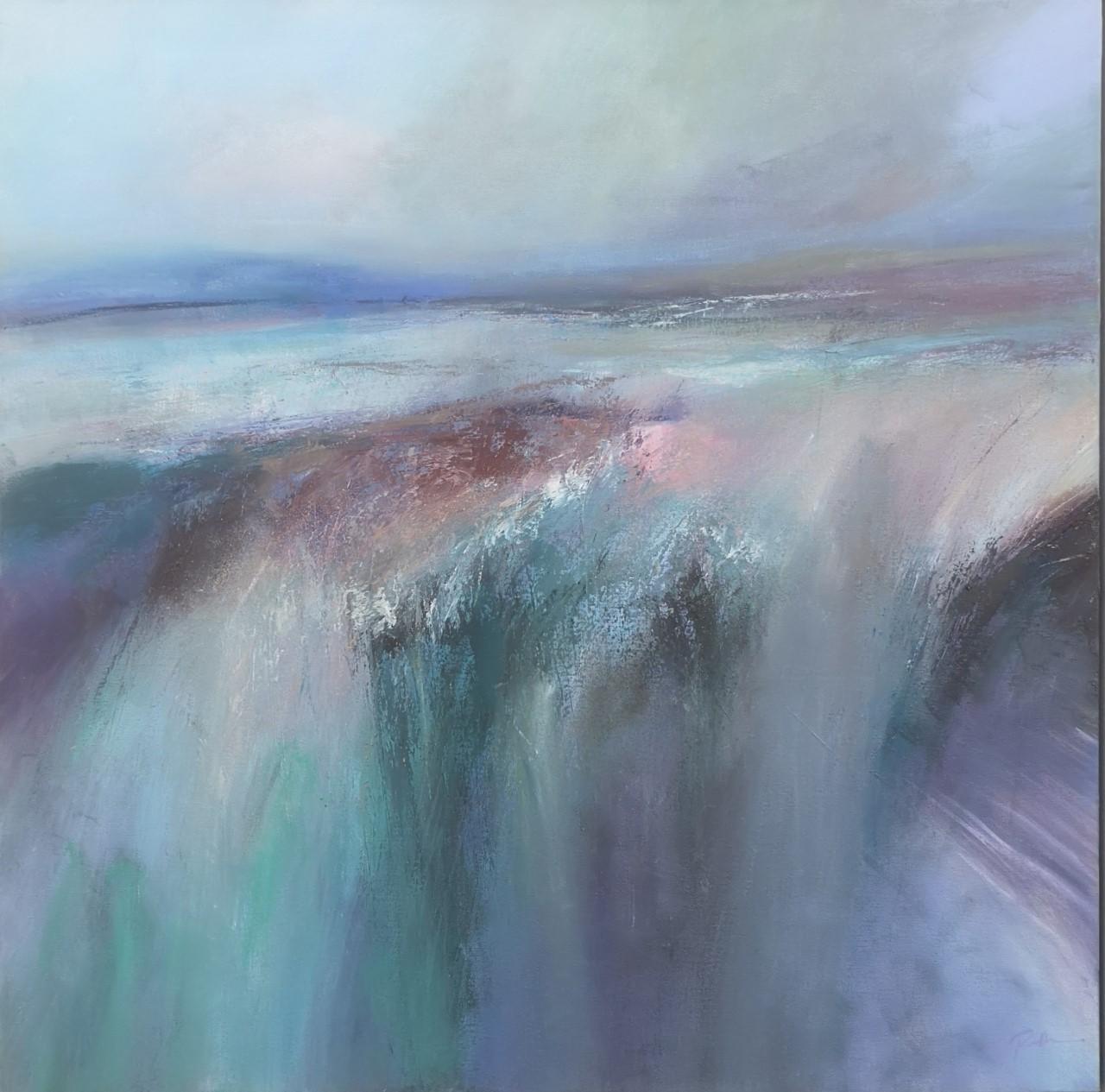 'Morgante',    Oil on Canvas, 76 x 76 cm