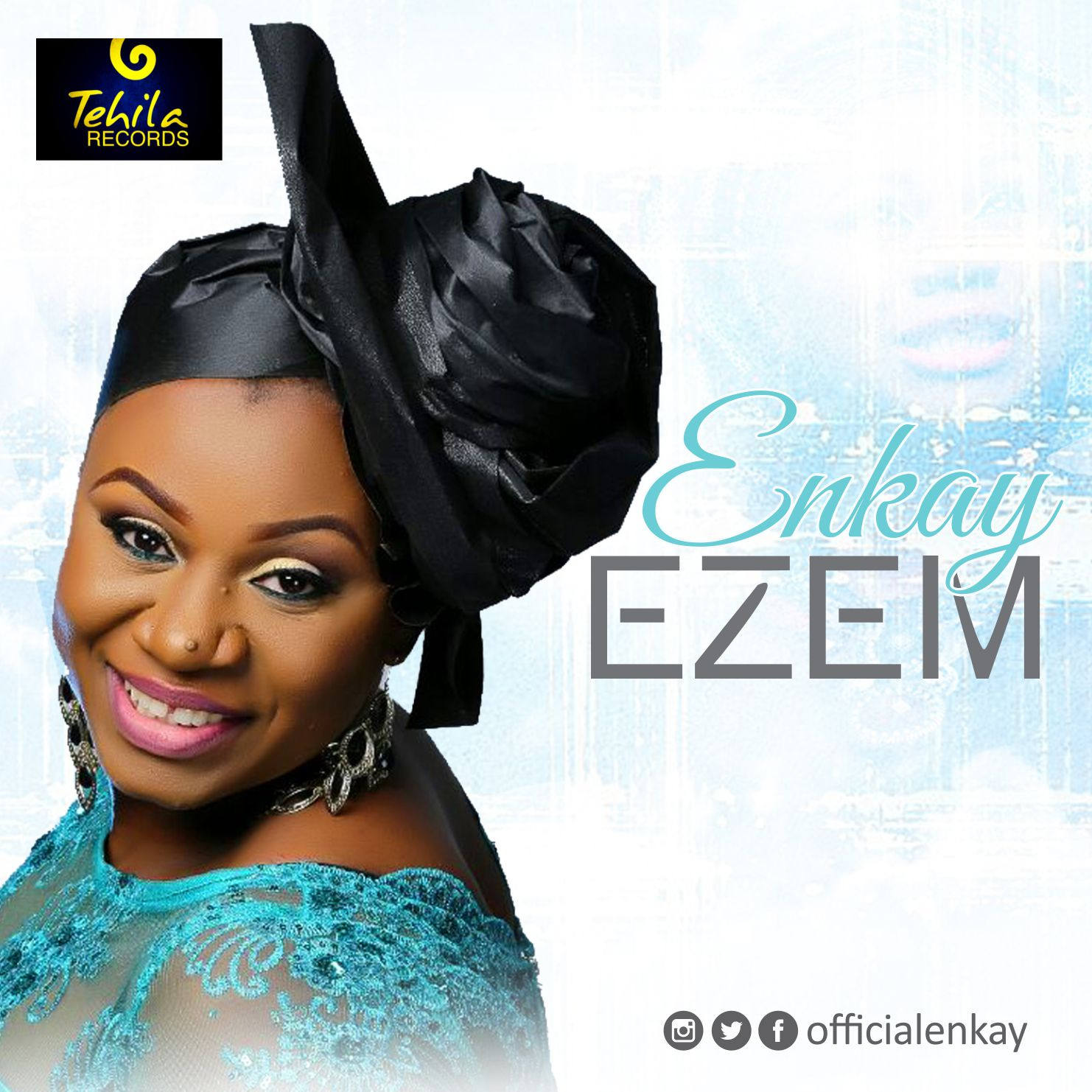 'Ezem' is Enkay's expression of her favorite Igbo songs presented in a medley... ( Listen )