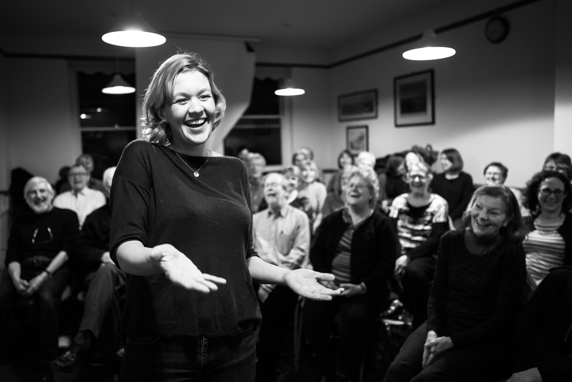 Anna Tabbush - Anna is made of music. Brilliant composer, arranger, choral director, musician, human and wonderful friend to the Dirts, Anna is simply superduper. We shamelessly steal and defile her wonderful arrangements for some of our rudest songs. And she doesn't mind. We love Anna.