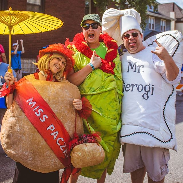 to see photo selections form Sunday of #PierogiFest25! 🥟 Head over to our Facebook page and like/follow us to view the full galleries from #PierogiFest! See you in 2020!🥟⁠⠀ • • •⁠⠀ 📸: Marisa Lopez and Justin Vander Waal⁠⠀ • • •⁠⠀ #PierogiFest #PierogiFest25 #pierogi #Whiting #WhitingIN #VisitIndiana #H2GIndiana #Indiana #TheRegion #NWI #MrPierogi #buscias #pieroguettes #experiencewhiting #indianatourism #indianafestivals #summerfestival #foodfestival #polishpride #mascothalloffame #festival #food #kielbasa #polka #polkaparade #indiana #MascotHallOfFame #MHOF