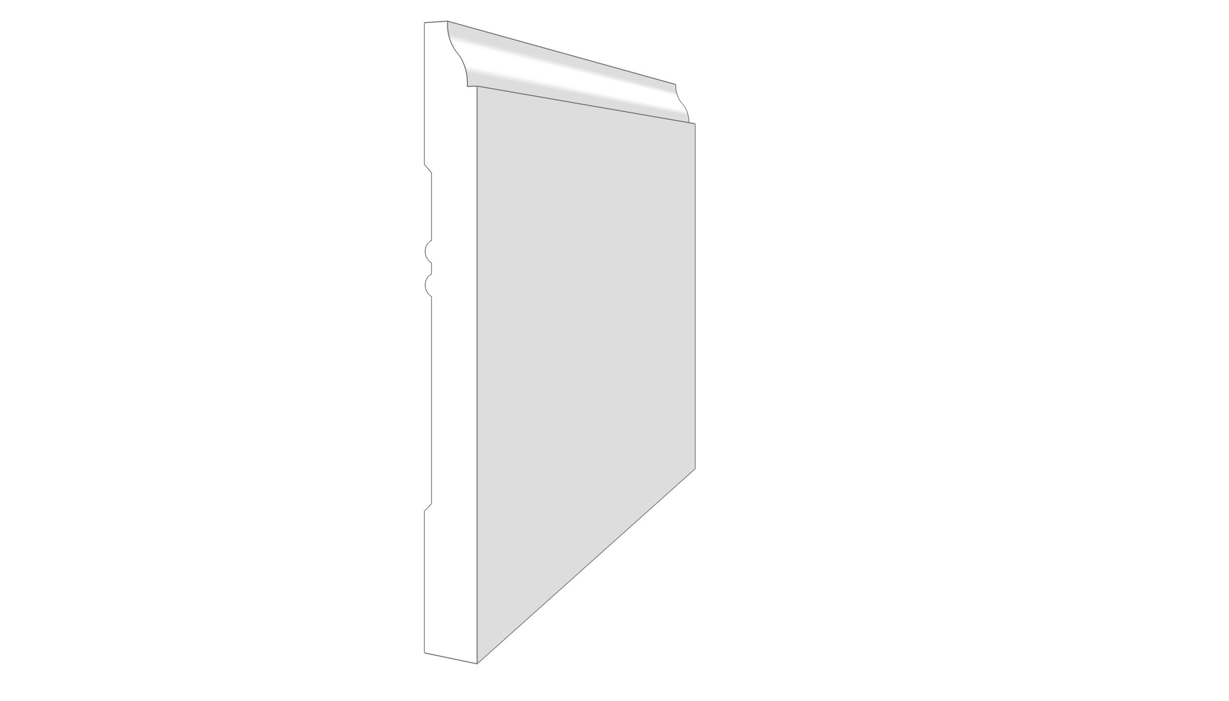 """EM2005 - 5.25""""x.5"""""""