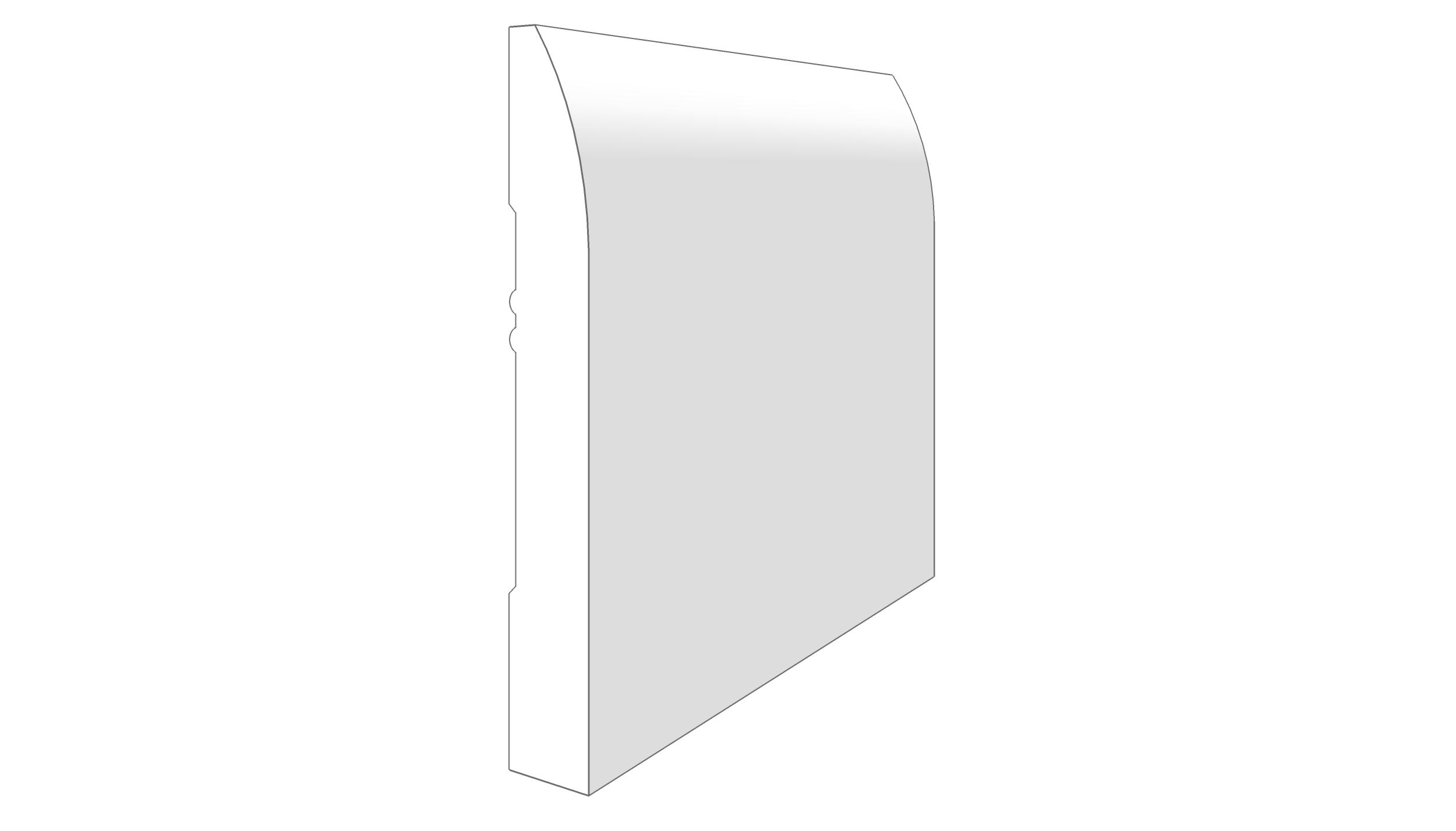 """EM2536 - 5.5""""x.75"""""""