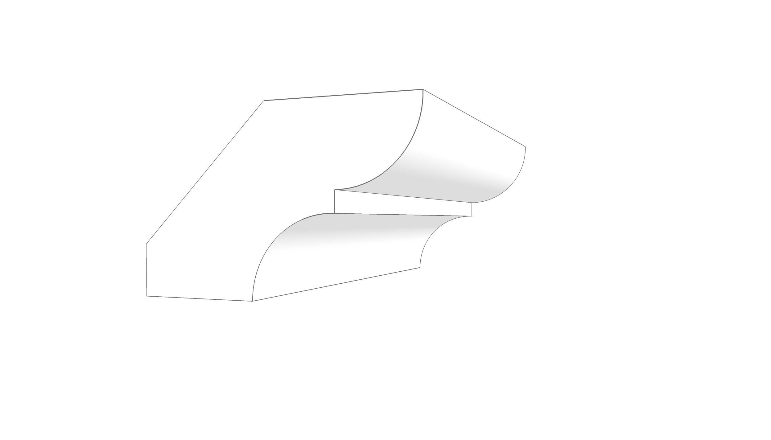 """EM3403 - 1.638""""x4.077"""""""