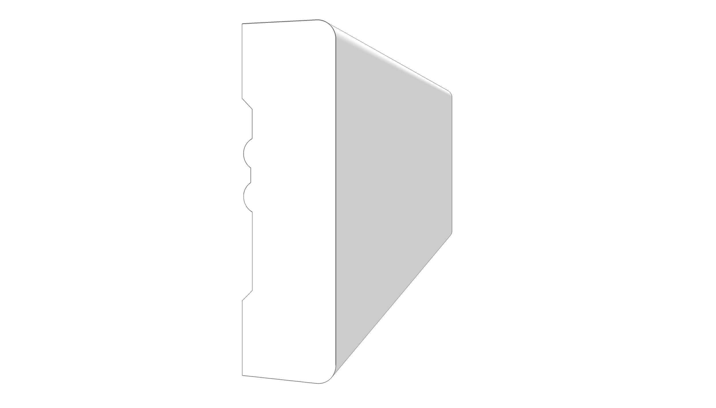 """EM1204 - 2.25""""x.625"""""""