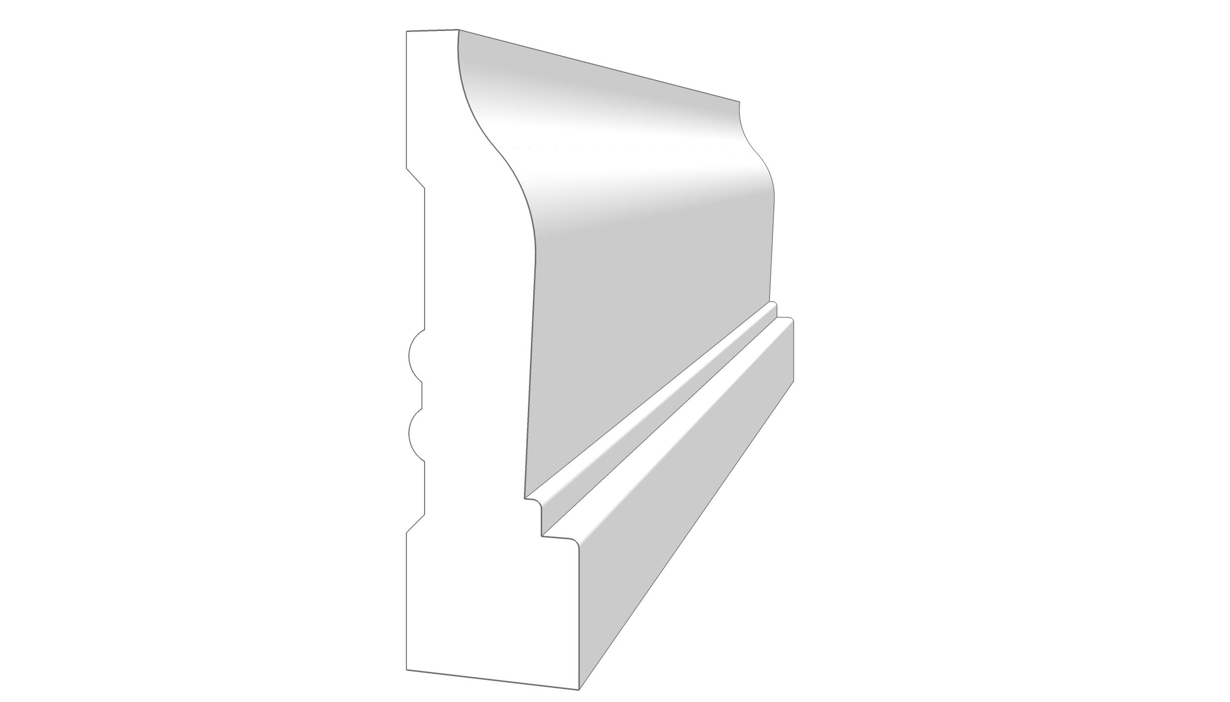 """EM1207 - 2.27""""x.64"""""""
