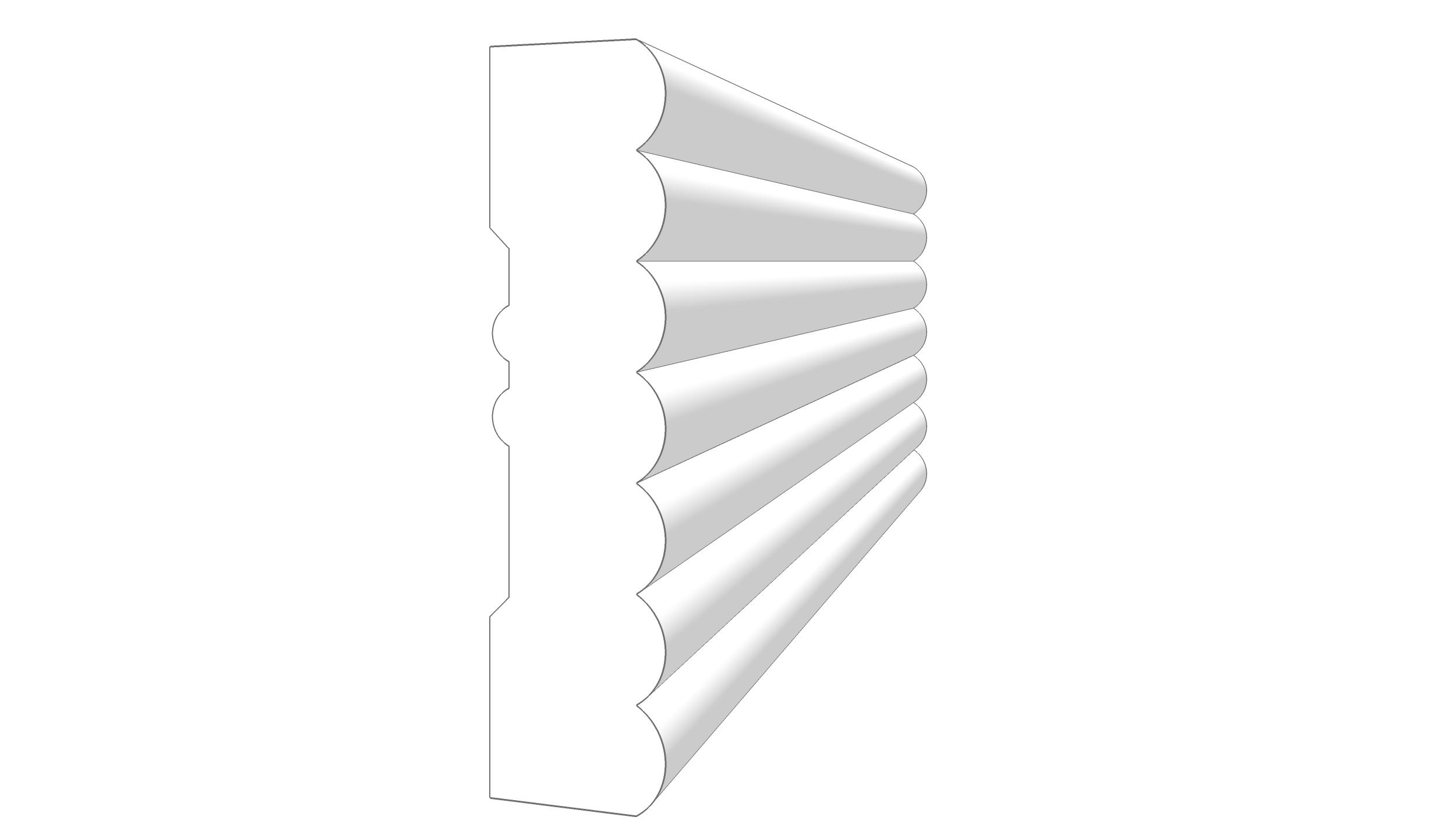"""EM1212 - 2.5""""x.618"""""""