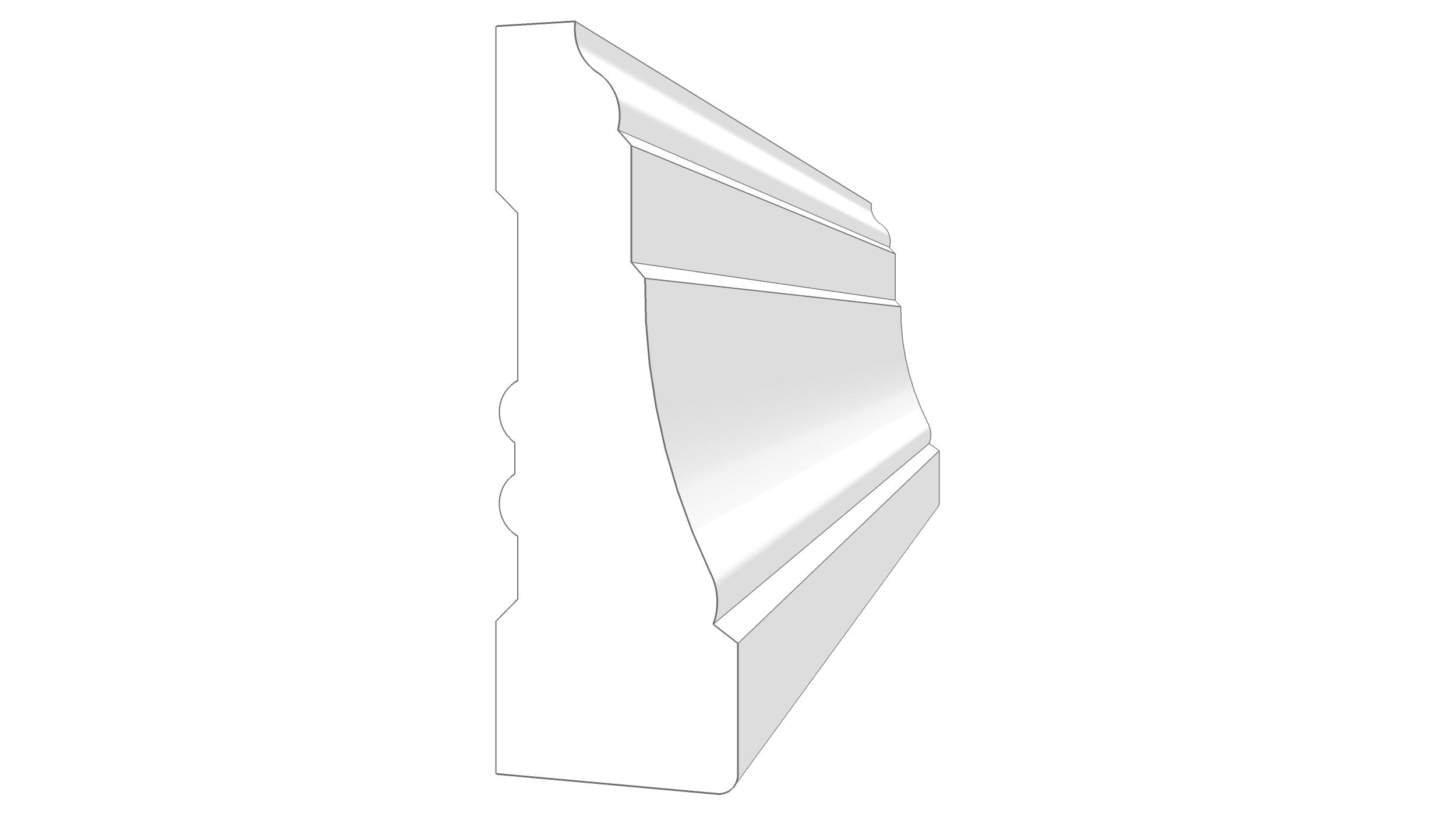 """EM1246 - 2.25""""x.75"""""""