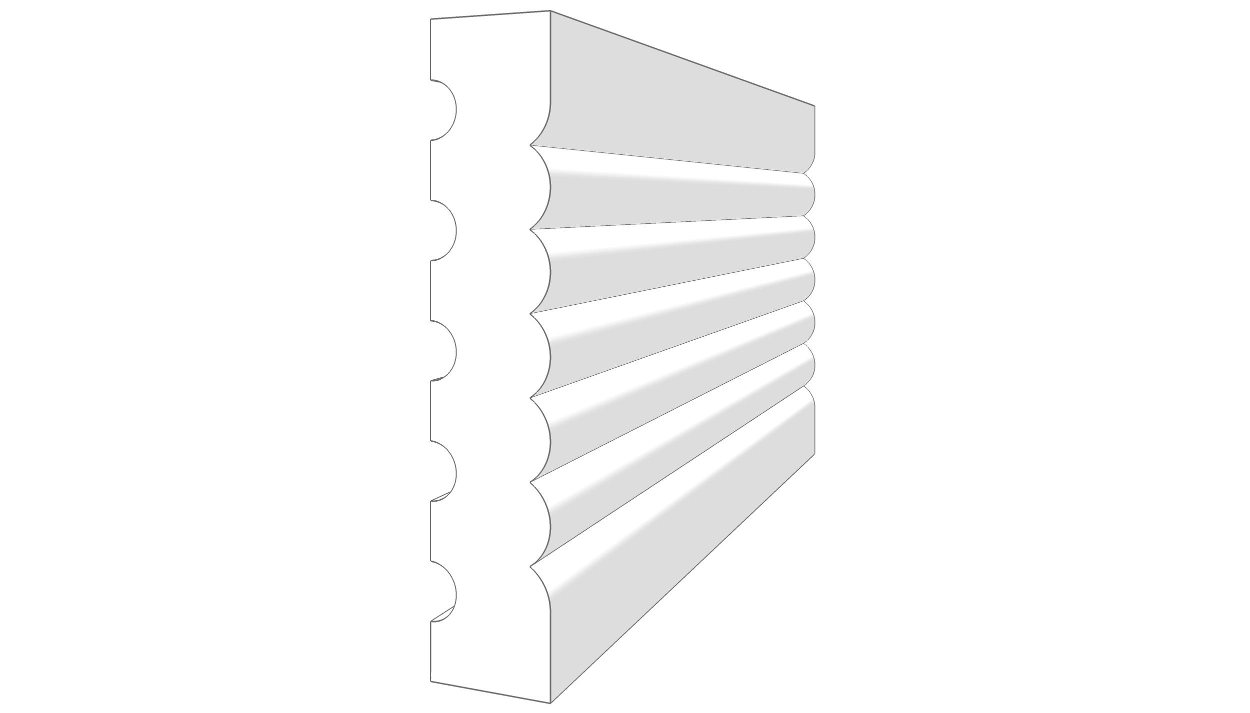 """EM1300 - 3.437""""x.687"""""""