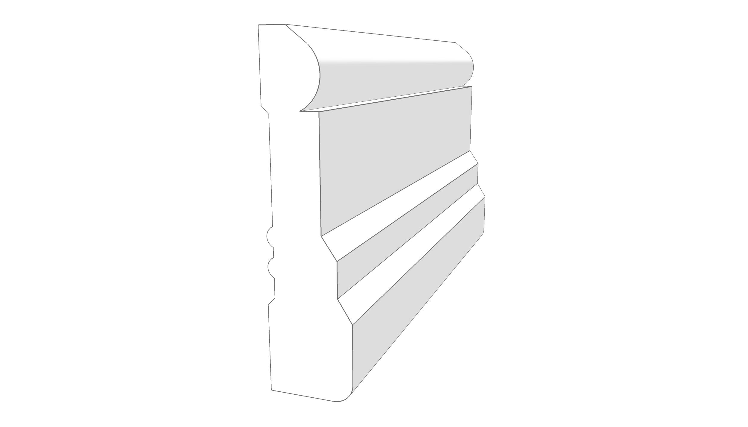 """EM1346 - 3.25""""x.812"""""""