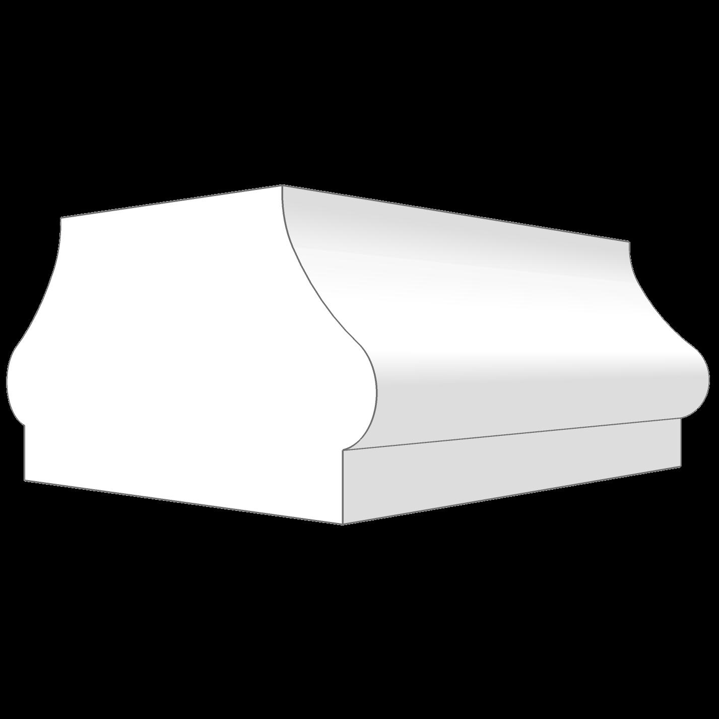 """EM6201 - 2.875""""x5.75"""""""