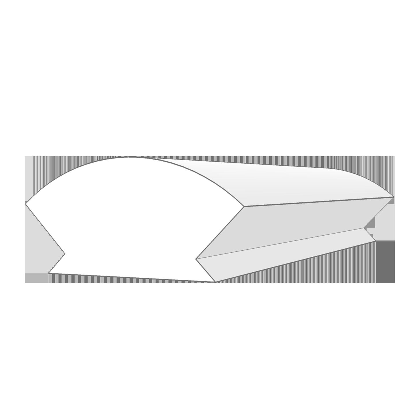 """EM8000 - 1.251""""x2.645"""""""