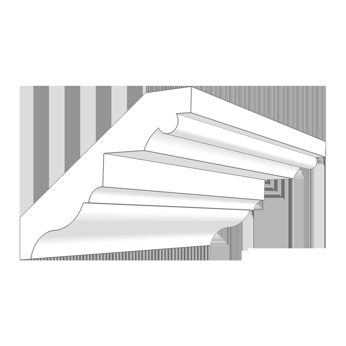 """EM3442 - .75""""x4.125"""""""
