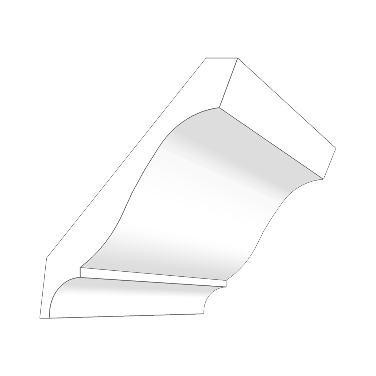 """EM3534 - .75""""x5.25"""""""