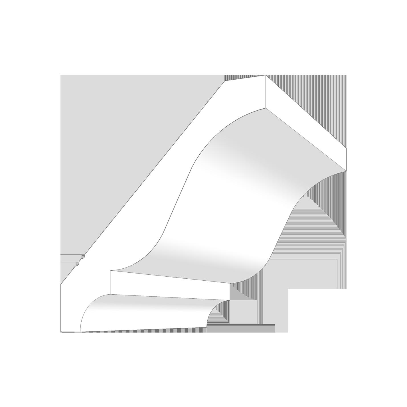 """EM3601 - 1.125""""x6.803"""""""