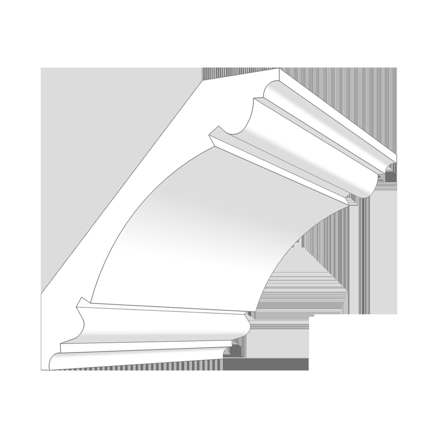"""EM3608 - 1.093""""x6.385"""""""