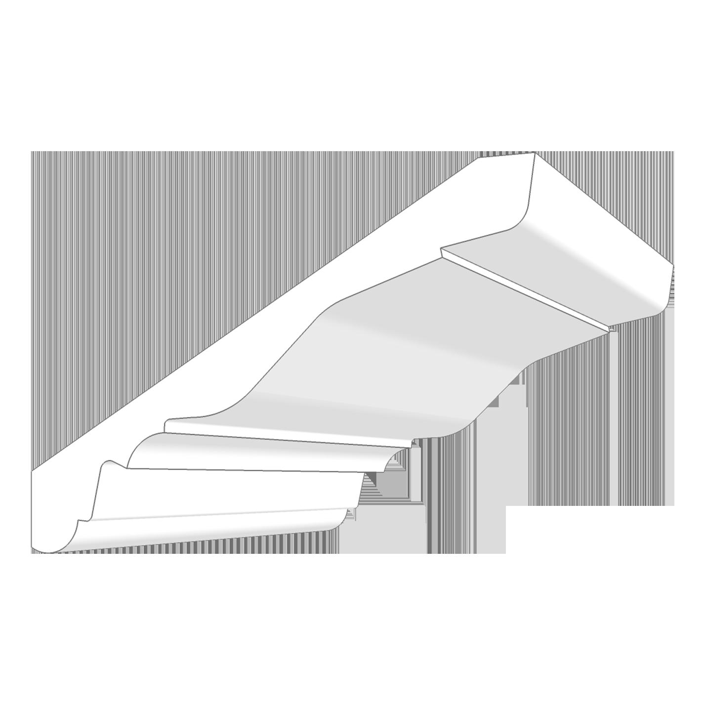 """EM3615 - .812""""x6"""""""