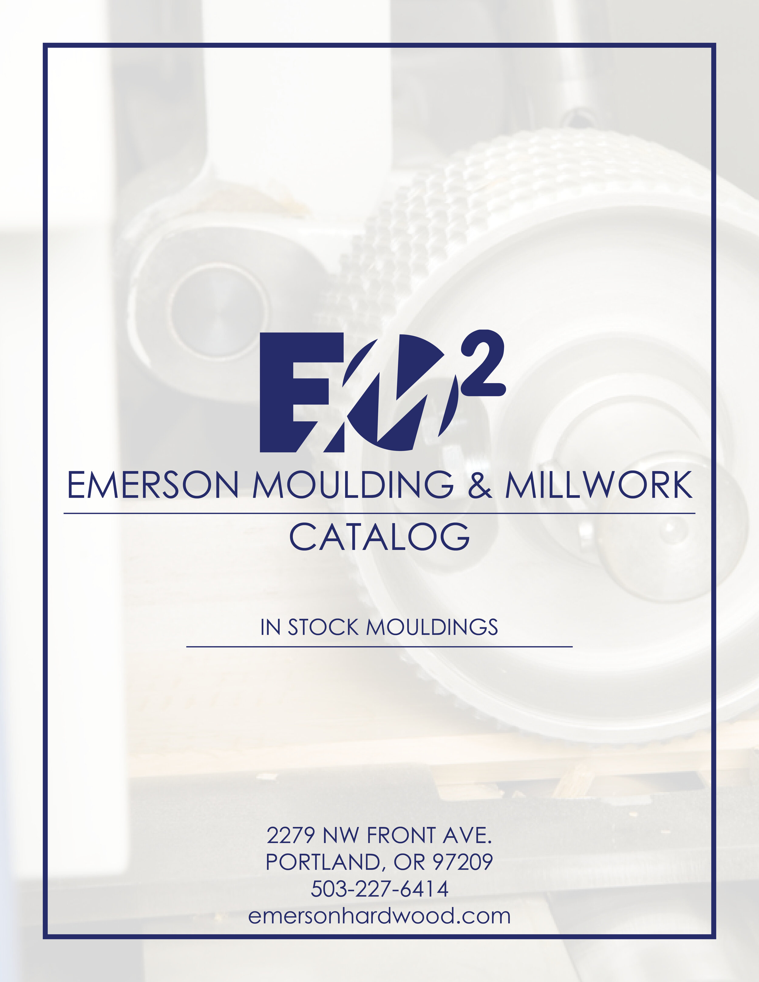 Em2 Molding Millwork Emerson Hardwood Group