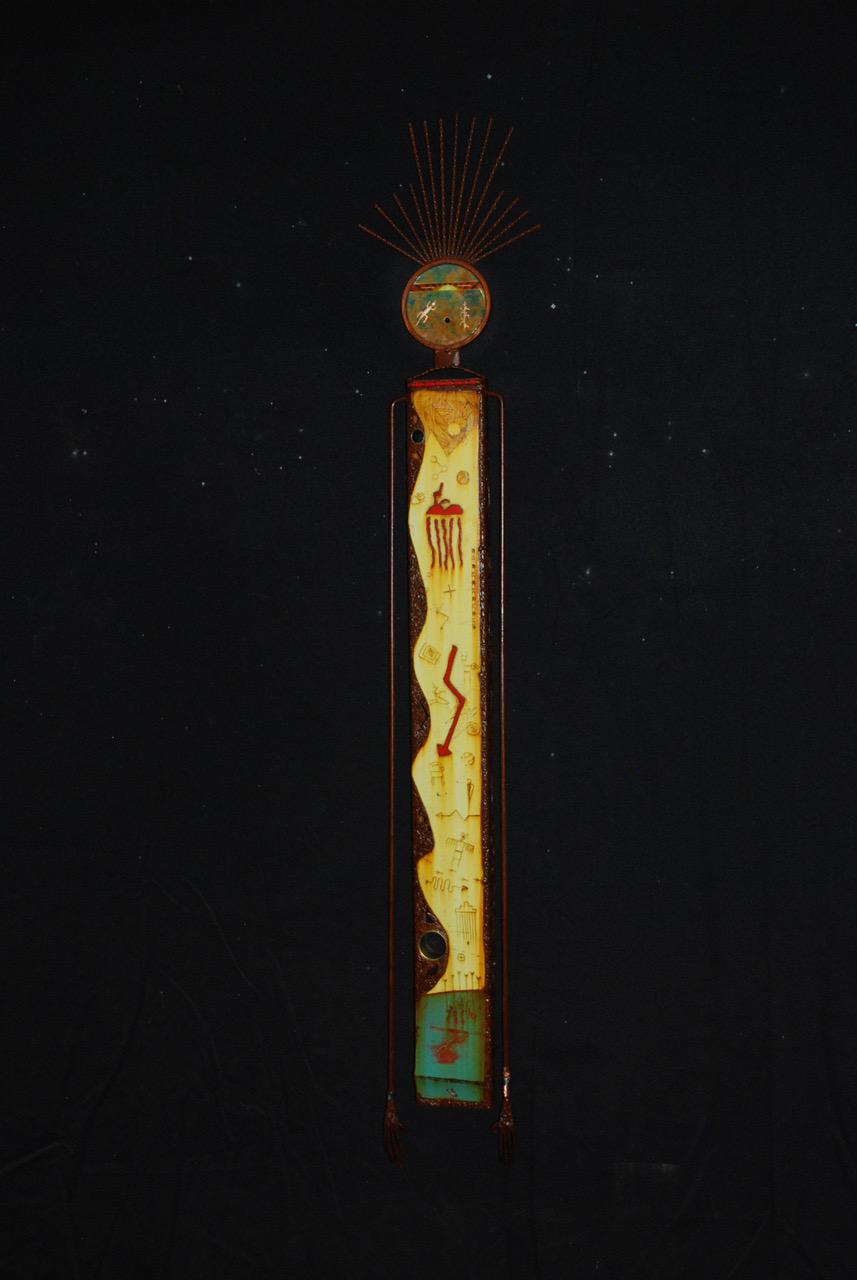 - Animas Rebirth (54x10x2) $1700