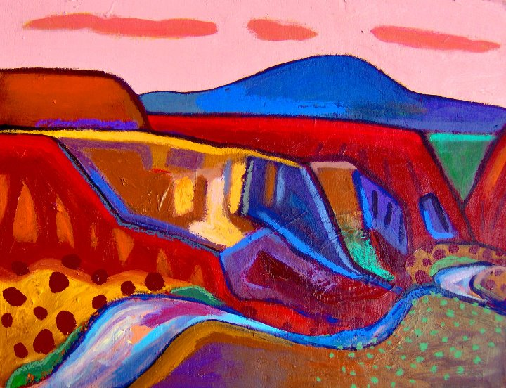 - View From White Rock (10x21) $1150