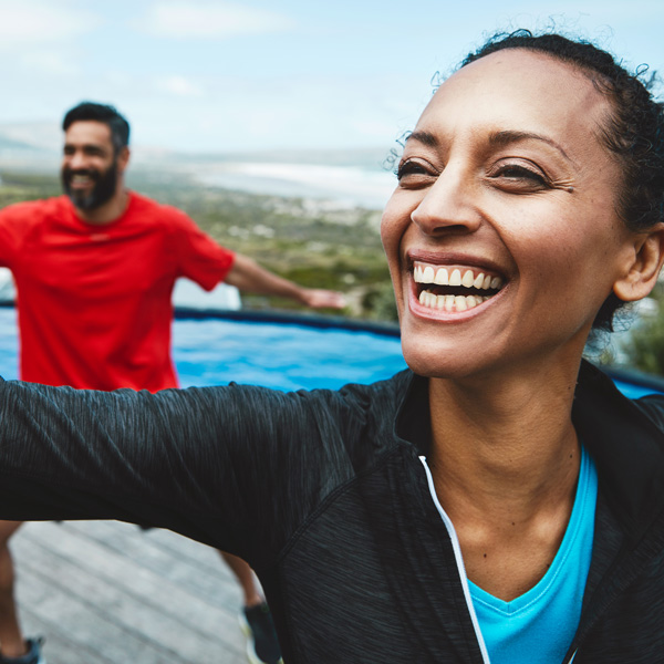 Living well through better health and fitness -