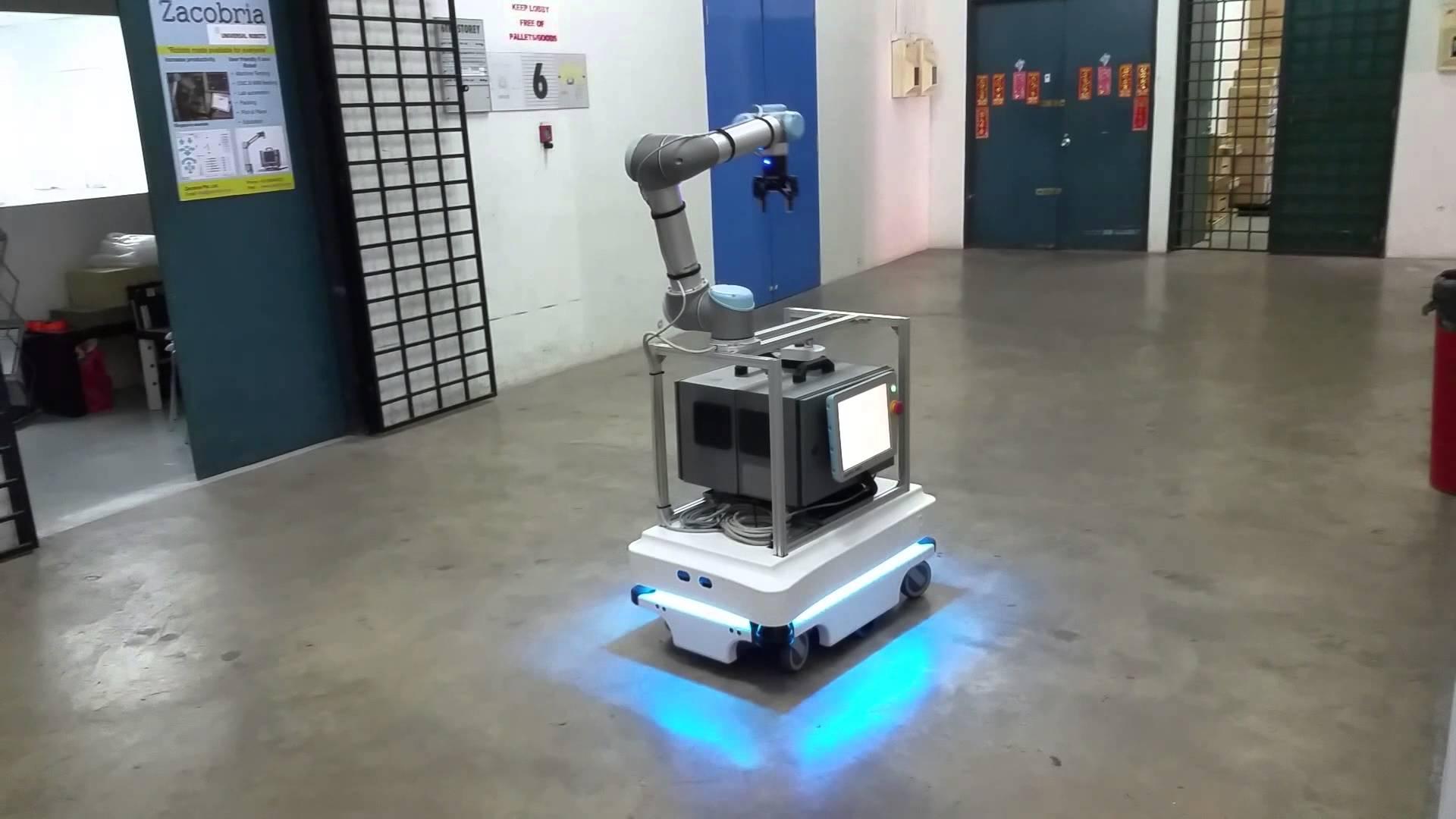 Cobot Integration