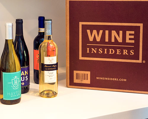6 Places to Buy Wine and Alcohol Online for the Holidays    BUSINESS INSIDER // NOV. 14, 2018