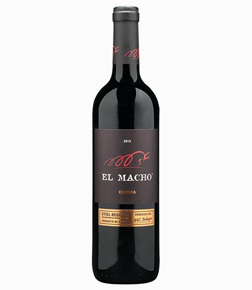 El Macho Reserva Red Blend