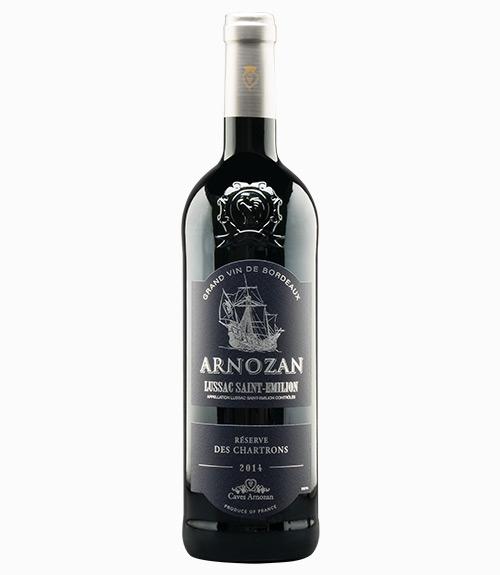 Arnozan Lussac Saint-Emilion Bordeaux Rouge