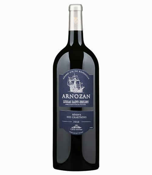 Arnozan Lussac Saint-Emilion Bordeaux Magnum