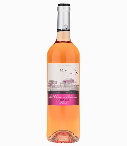 La Cabane aux Oiseaux Bordeaux Rosé