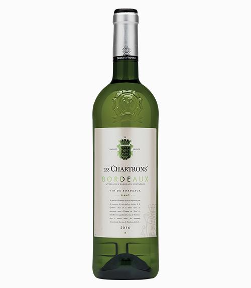 Les Chartrons Bordeaux Blanc