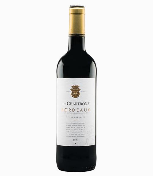 Les Chartrons Bordeaux Rouge