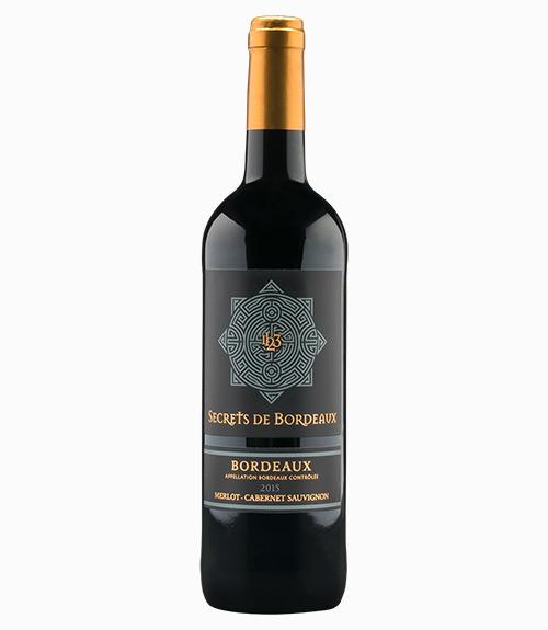 Secrets De Bordeaux Rouge