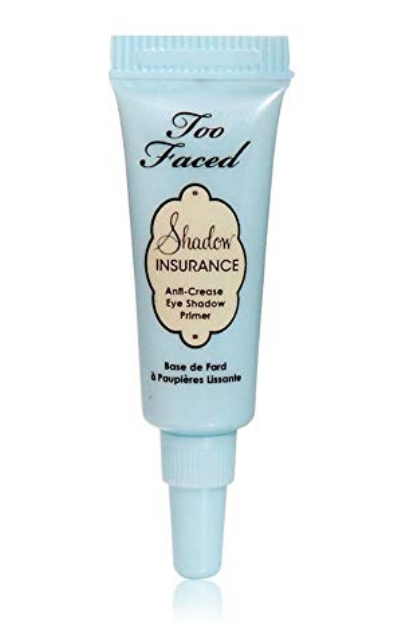 Too Faced Shadow Insurance  - Apply small amount to eyelids.