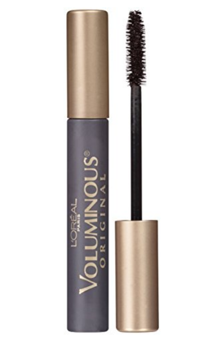 Loreal Voluminous Mascara in Black  - Apply on top and bottom lashes