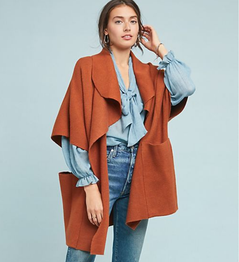Anthropologie - $138 (grey also)
