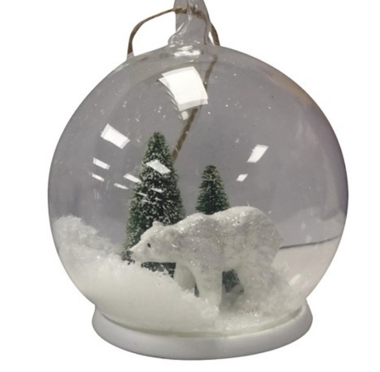 Target - $5 (My favorite ornament we have!)