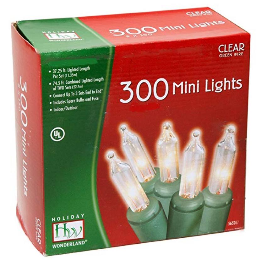 Amazon - $20 for 300 bulb