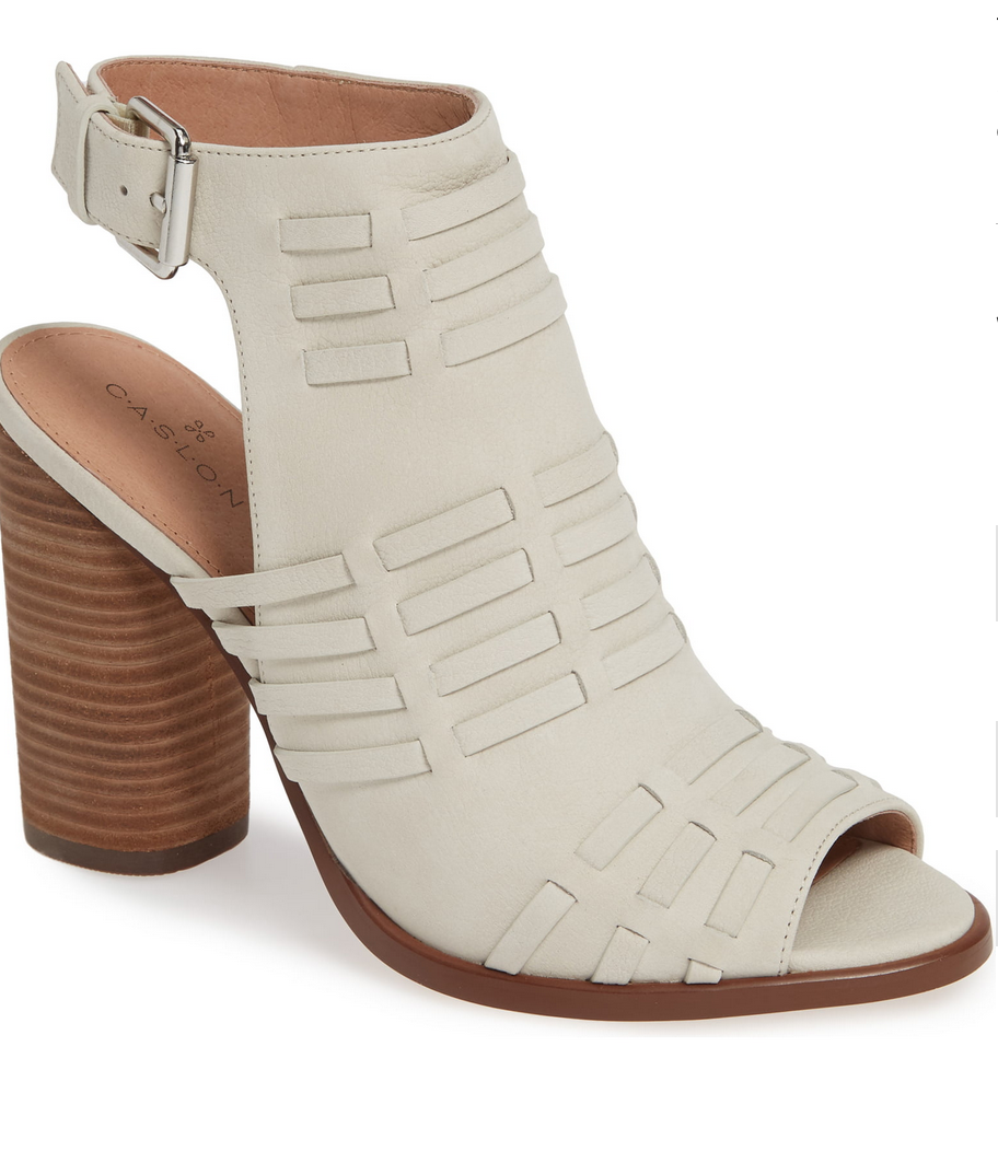 $47 - Comes in black , olive , sand , stone , and taupe! Great transition shoe!